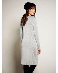 Cosabella - Gray Bari Cardigan Dress - Lyst