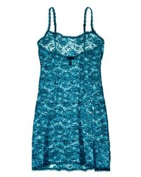 Cosabella Blue Foxie Chemise