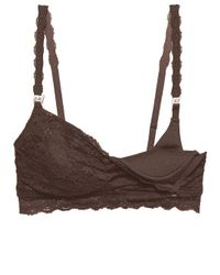 Cosabella Brown Never Say Never Mommietm Nursing Bra