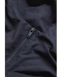 COS - Blue Padded Hood - Lyst