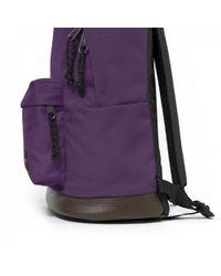 Eastpak Purple Wyoming Backpack for men
