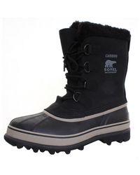 Sorel Black Boots for men