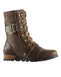 Sorel - Brown Major Carly Ladies Boot - Lyst