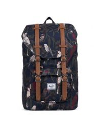 Herschel Supply Co. - Blue Little America Mid-volume Backpack - Lyst