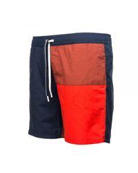 Lacoste Blue Mens Swim Shorts for men