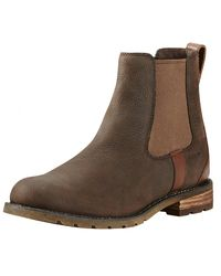 Ariat Brown Wexford H2o Ladies Boot