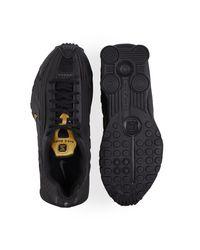 Shox r4 Nike en coloris Black