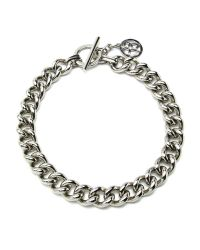 Ben-Amun | Metallic Classic Silver Chain Link Necklace | Lyst