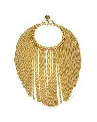 Ben-Amun - Yellow Seville Nights Tassel Bracelet - Lyst