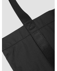 Norse Projects Black Ripstop Tote