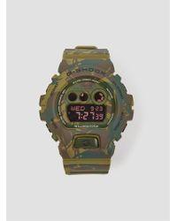 G-Shock Green Gd-x6900mc-3er Watch for men