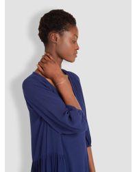 Helena Rohner | Blue Link & Chain Bracelet | Lyst