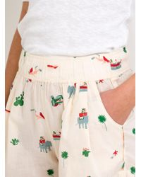 Thinking Mu | Multicolor Exotic Cachetejack Shorts | Lyst