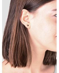 Titlee - Metallic Grand Earrings - Lyst