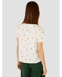 Thinking Mu - Party T-shirt Snow White - Lyst