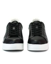 Sneakers di Emporio Armani in Black da Uomo