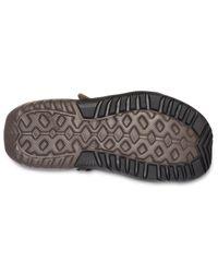 CROCSTM SwiftwaterTM Mesh Deck Sandalen in Brown für Herren