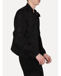 Ann Demeulemeester - Red Jacket Feature for Men - Lyst
