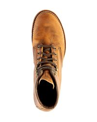 Red Wing Brown 3343d Blacksmith Copper Rough & Tough for men