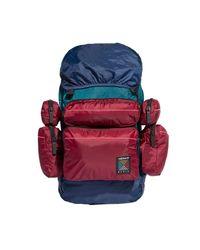 Adidas Originals Blue Atric Backpack Large Noble Indigo for men