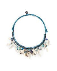 Venessa Arizaga - Multicolor 'outer Space' Necklace - Lyst