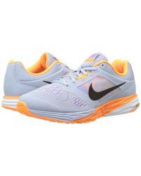 Nike | Blue Tri Fusion Run | Lyst