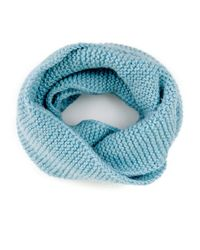 Wool And The Gang | Blue Ringo Scarf | Lyst