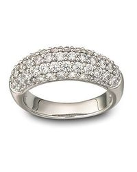 Swarovski | Metallic Maewa Ring | Lyst