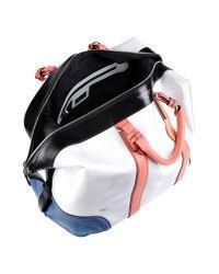 DSquared² White Luggage