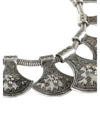 Ziba - Metallic Giada Necklace - Lyst