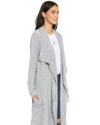 BB Dakota Gray Tabbetha Cardigan - Grey