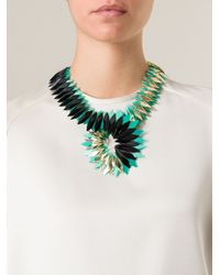 Silvia Rossi | Blue 'infinite' Necklace | Lyst
