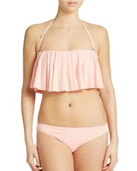 Vince Camuto - Pink Classic Hipster Bottom - Lyst