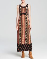 Free People Multicolor Maxi Dress - You Made My Day