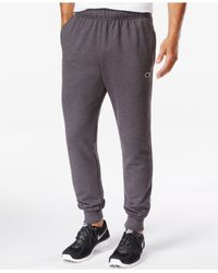 Champion | Gray Retro Joggers for Men | Lyst