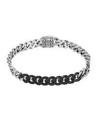 John Hardy | Metallic Classic Chain Lava Small Link Bracelet | Lyst