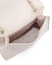 Tory Burch - Brown Fleming Medium Shoulder Bag - Lyst