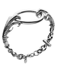 Shaun Leane - Metallic Eagle Claw Bracelet - Lyst