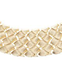 Hobbs Metallic Bella Necklace