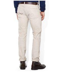 Polo Ralph Lauren - Natural Sullivan Slim-Fit Jeans for Men - Lyst
