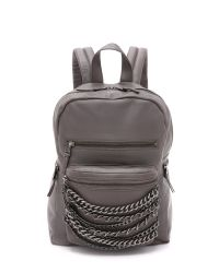 Ash - Gray Domino Small Backpack - Elephant - Lyst