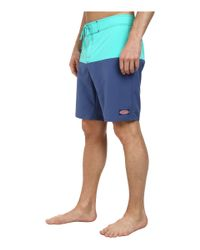 Vineyard Vines | Blue Pieced Stretch Boardshorts for Men | Lyst