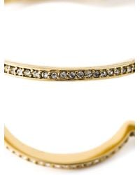 Marc By Marc Jacobs | Metallic 'daisy' Bracelet | Lyst