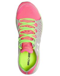 Under Armour - Pink Women's Micro G Mantis Running Sneakers From Finish Line - Lyst