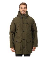 Penfield | Green Hoosac Hooded Down Mountain Parka for Men | Lyst