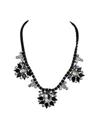Ziba | Black Aarya Necklace | Lyst