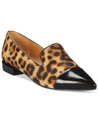 Nine West Multicolor Trainer Pointed Toe Flats
