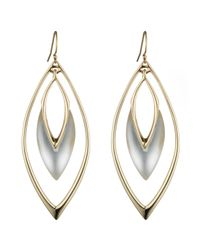 Alexis Bittar | Metallic Orbiting Wire Earring You Might Also Like | Lyst