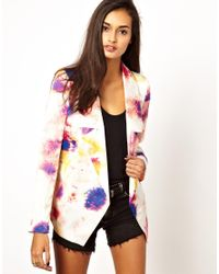 Finders Keepers | Multicolor Living Daylights Jacket | Lyst