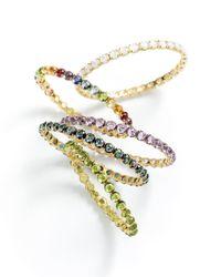 Ippolita Metallic 18K Rock Candy Precious Rainbow Tennis Bracelet